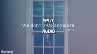 we don't talk anymore pt2; jm x jk [split audio] | flowerryoongi