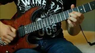 Deep Purple - Child In Time (Guitar Solo Cover)