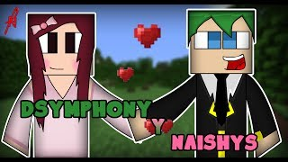 Speed art #11 DSimphony y Naishys by:NickbladeGamer