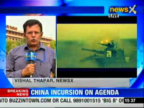 Are China-Pak planning two-pronged attack on India?