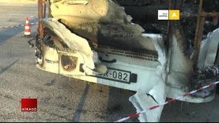 Veronai baleset: Póttartály okozhatta a busz kiégését?