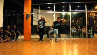 Jeff De Lumin & Jobert Lachica | Heart Attack By: Trey Songz