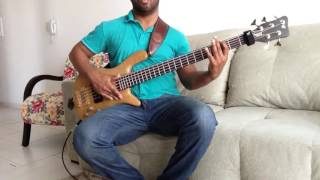 Cover Bass (O Reggae e o Mar - Daniela Mercury)