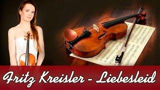 Fritz Kreisler:  Liebesleid |  Kreisler plays - Liebesleid Крейслер муки любви