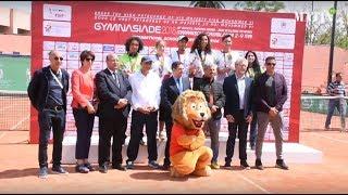 Gymnasiade 2018 : Le Maroc engrange 87 médailles et termine sur la 2e marche du podium