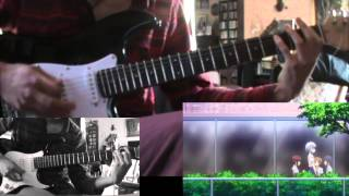 Date A Live II OP - Trust in you (Guitar Cover)