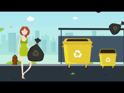 Какой путь проходит мешок с мусором?