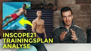 Warum Inscope21 keine Muskeln mehr aufbaut... | Trainingsanalyse | Tim Gabel