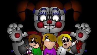 Welcome my little children! FNAF SL Animation