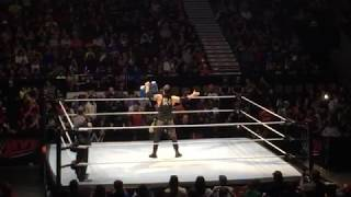 Baron Corbin debuts new theme song at WWE Live Ottawa?