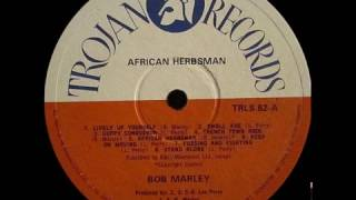 Bob Marley & The Wailers - Fussing And Fighting [Trojan Records 1973]