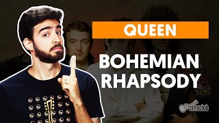 Videoaula BOHEMIAN RHAPSODY (aula de violão simplificada)