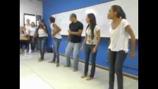 """Dança dos Miótomos, paródia da Música """"Dançando"""" de Ivete Sangalo"""