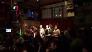 Nubiyan Twist Live @ Warehouse 54 25/06/14