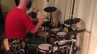 The Jacksons - Can You Feel It (Roland TD-12 Drum Cover)