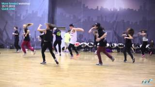 Quick crew workshop in Moscow | Groups Class 2 [Official HD]