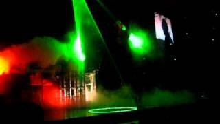 Black Eyed Peas Live In Sydney 2009 - Let's Get It Started/Epic Opening