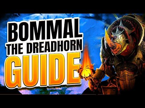 Bommal the Dreadhorn FULL Guide I Raid Shadow Legends