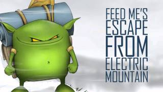 Feed Me - Trapdoor feat. Hadouken! (Official Audio)