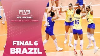 FIVB - World Grand Prix: Final 6 - Brazil