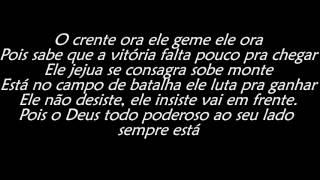Só vitória - Mara Lima - Playback Legendado