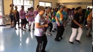 FEEL GOOD LINE DANCE ~ SOSU PFUNK Memorial Day Weekend 2015