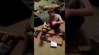 Zombie strike dominator unboxing