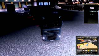 Derp Parking on Euro Truck Simulator 2