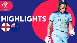 England Win CWC After Super Over! | England vs New Zealand - Highlights | ICC Cricket World Cup 2019