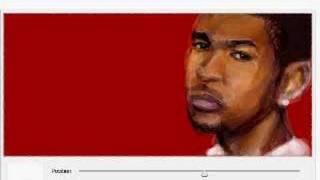 Facebook drawing : Usher
