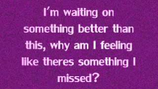 There's Gotta be More to Life by Stacie Orrico lyrics