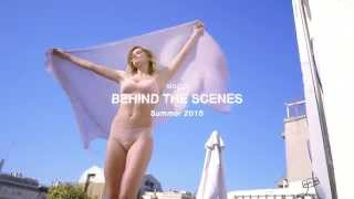sloggi - Bohemain Summer SS16 - Behind the scenes