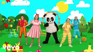 Panda e Os Caricas - Parabéns