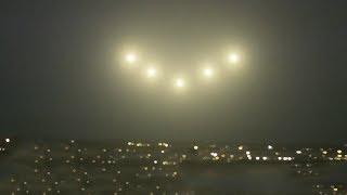 OVNI o Fenómeno Extraño en Cielo de UK 5/6/2017 OVNIS 2017 / Universo Paranormal UFO/OVNIS 2017
