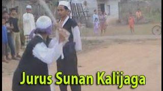 Saksikan Kehebatan Jurus dari Padepokan Sunan Kalijaga pimpinan (gus hamid wali songo)
