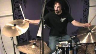 Red Hot Chili Peppers - Suck My Kiss (Drum Cover) - Roy Van Tassel - NJ Drum School