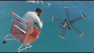 GTA 5 FAILS & WINS #4 (Grand Theft Auto V Epic Stunts & Funny Moments Compilation)