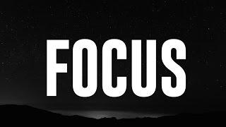 C WEST - Focus (Official Lyric Video)