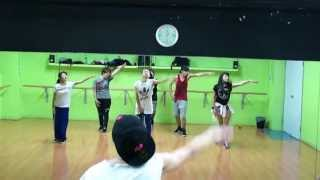 Shinee - EVERYBODY DANCE COVER - Kevin Class - X-Dimension 3-11-2013