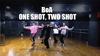 [K-pop] BoA 보아 - ONE SHOT, TWO SHOT Cover Dance