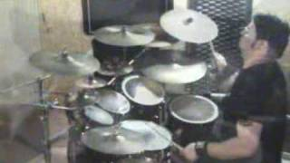 Paulinho Drums - cover - NIKELBACK (Too Bad)