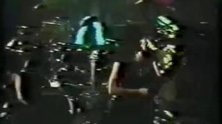 Nitro - Freight Train - Live in Detroit 1989