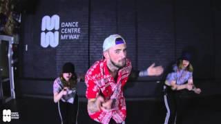 Travis Scott Ft. Rich Homie Quan & Young Thug - Mamacita choreo by Maxim Kovtun - DCM