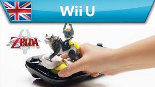The Legend of Zelda: Breath of the Wild - Wolf Link amiibo compatibility (Wii U)