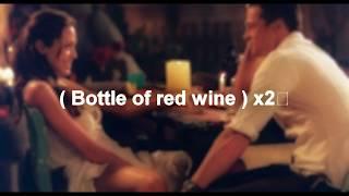 Dzima Kobeshavidze & Irakli Balavadze - Bottle Of Red Wine (lyrics)