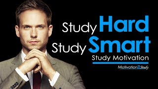 Study HARD Study SMART - Motivational Video on How to Study EFFECTIVELY width=