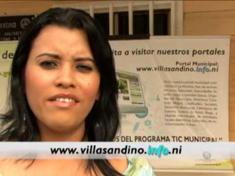 Villa Sandino, Nicaragua. www.villasandino.info.ni