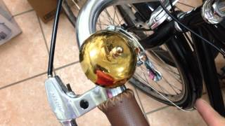 Brass Bicycle Bell sound