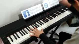 Celine Dion - Alone [鋼琴 Piano version]
