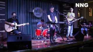 VOZ PROPIA - Lentes amarillos - Hard Rock Cafe (29-01-14)